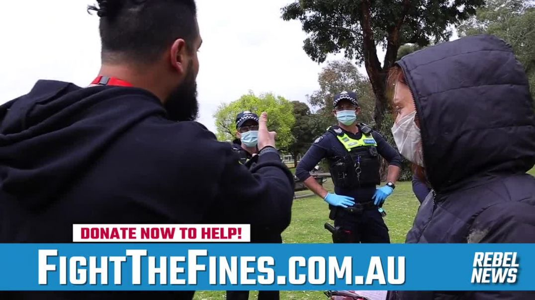 """""""AVI HELP ME!"""": Another shameful arrest by Victoria Police caught on camera!"""
