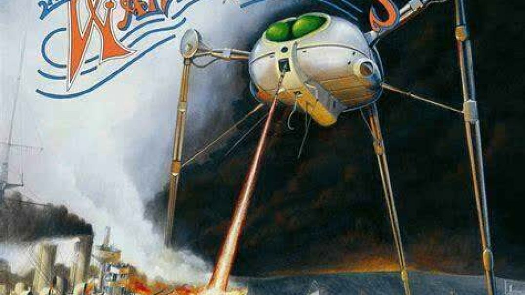 SONG 'Brave New World' from the original stage musical- War Of The Worlds