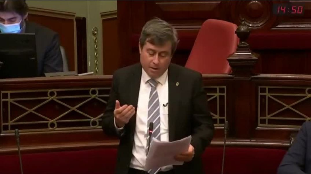 MPs kicked out of Parliament over vax status privacy! - Tim Quilty's speech