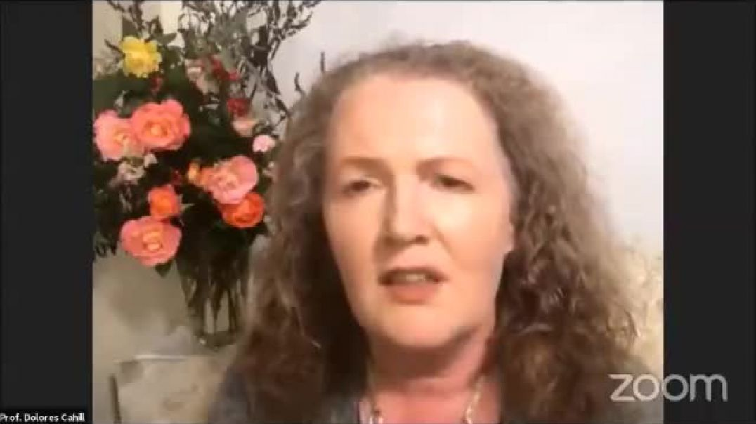 DOLORES CAHILL – THE NEXT VIRUS PLANDEMIC ON IT'S WAY