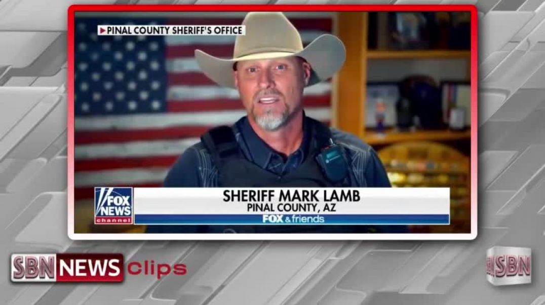 Arizona Sheriff Goes Viral for Message Against Mandating Vaccines