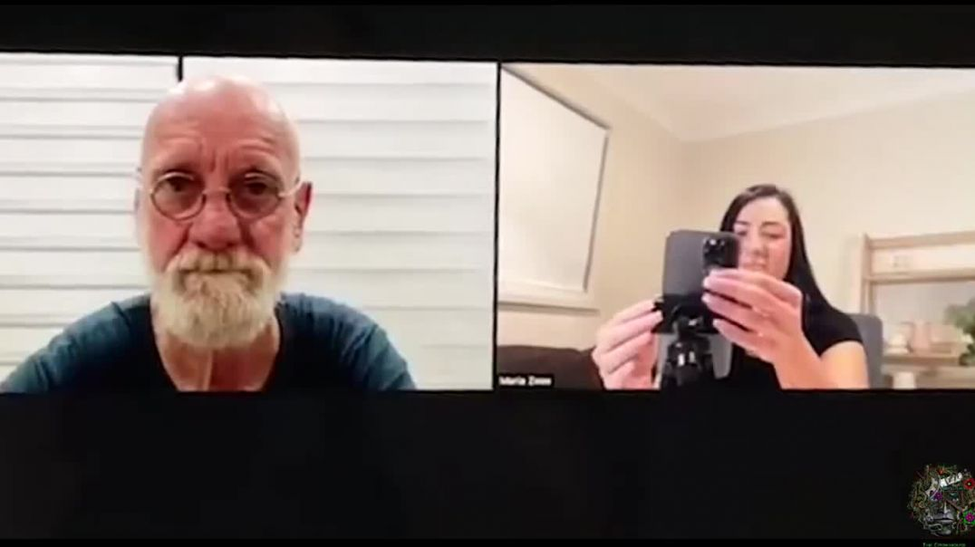 CROWHOUSE, From Mexico Max Igan in Conversation with Maria Zee..