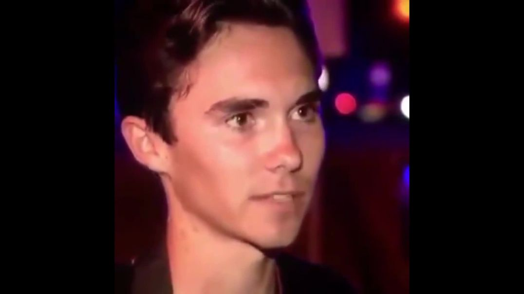 parkland shooting hoax david hogg crisis actor forgets his lines