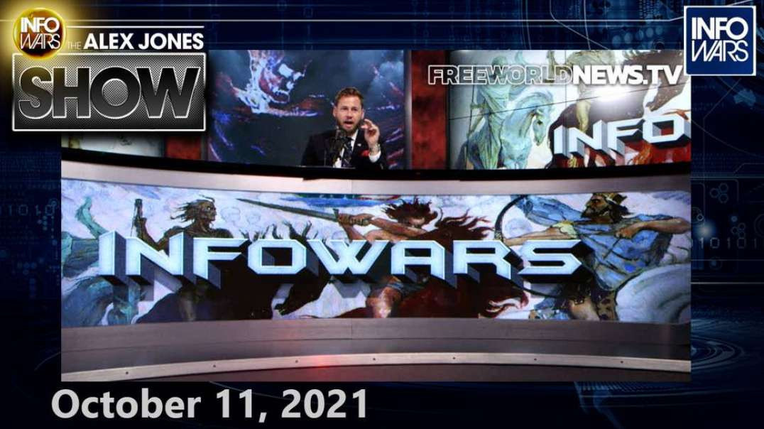Hospital Whistleblower Exposes Prison-Like Conditions Under Covid Tyranny – FULL SHOW 10/11/21