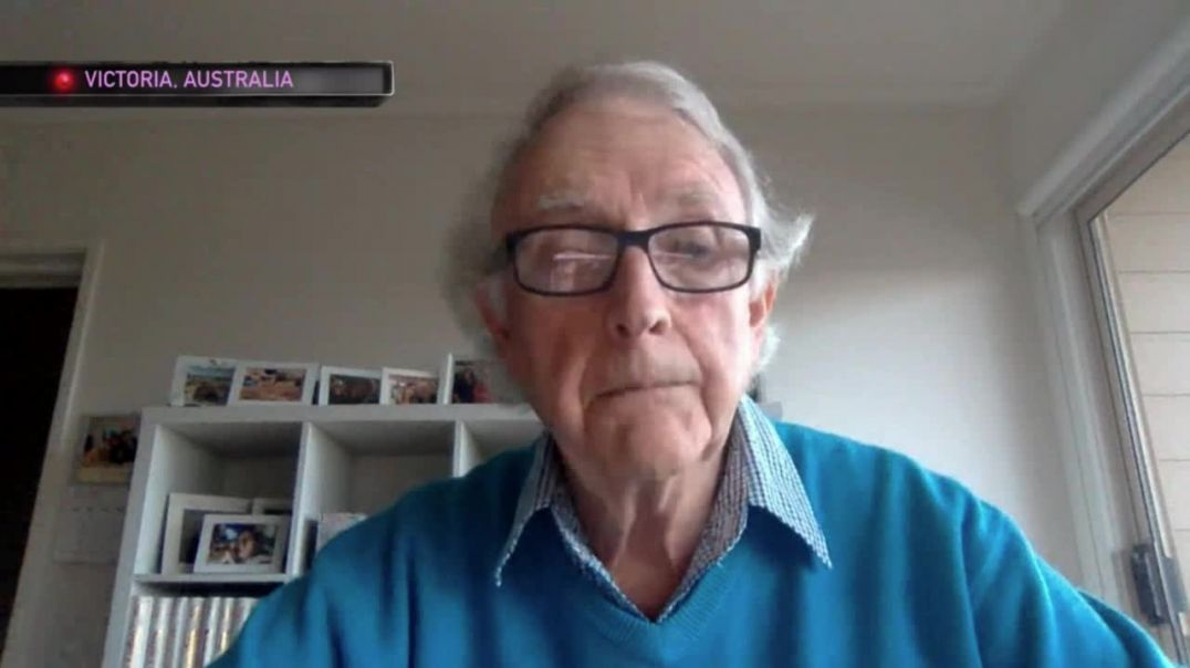 Right Now with Gareth Icke - Friday 15th October - Dr Peter Johnston Part 1 of 4