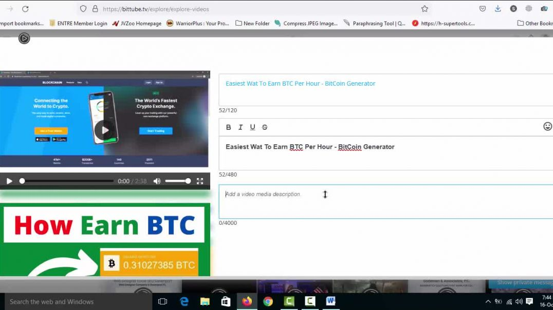 How To Make Money Sharing Video Without YouTube - 5 Big Video Sharing Website