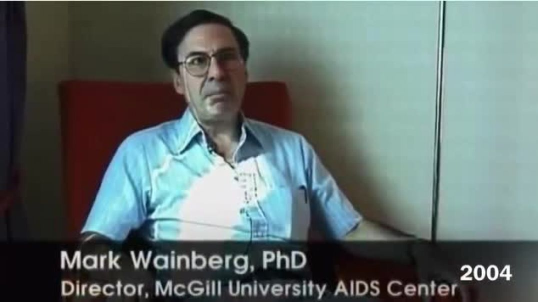 HIV/AIDS As A Dress Rehearsal for the Covid Scamdemic