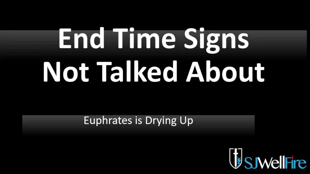 End Time Signs Never Discussed
