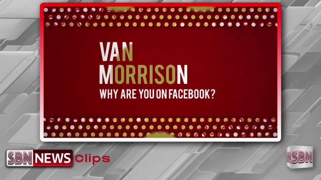 Van Morrison - Why Are You on Facebook?