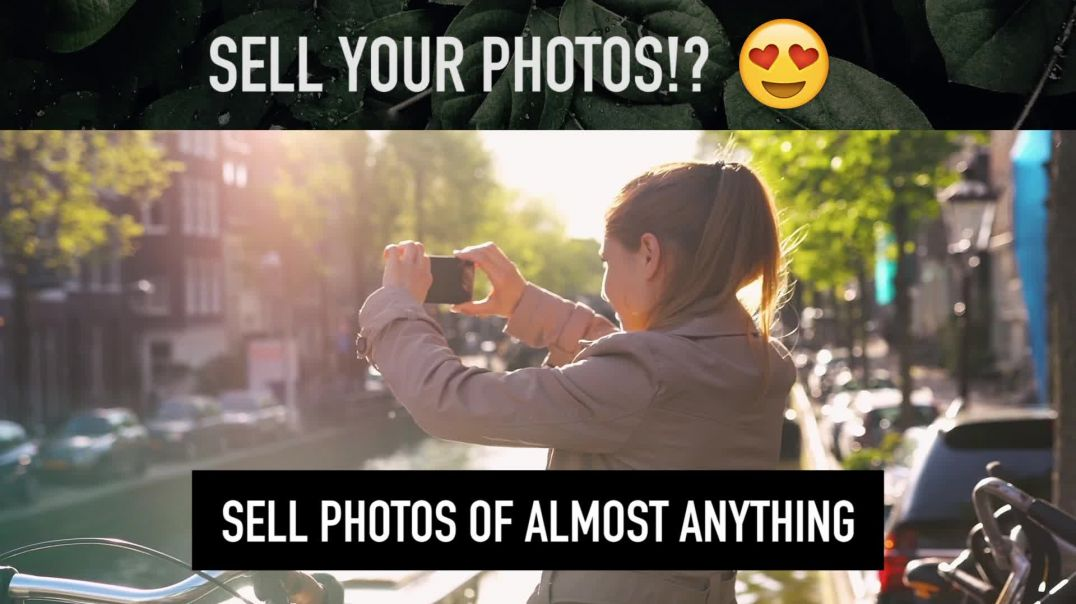 Get Paid To Take Photos and earn from your photo Start Selling Your Photos Today