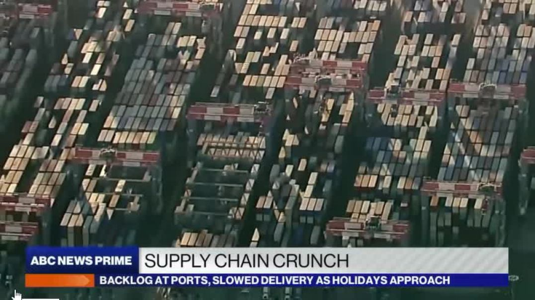 The Solution to the Supply Chain Crisis is What (TF)?