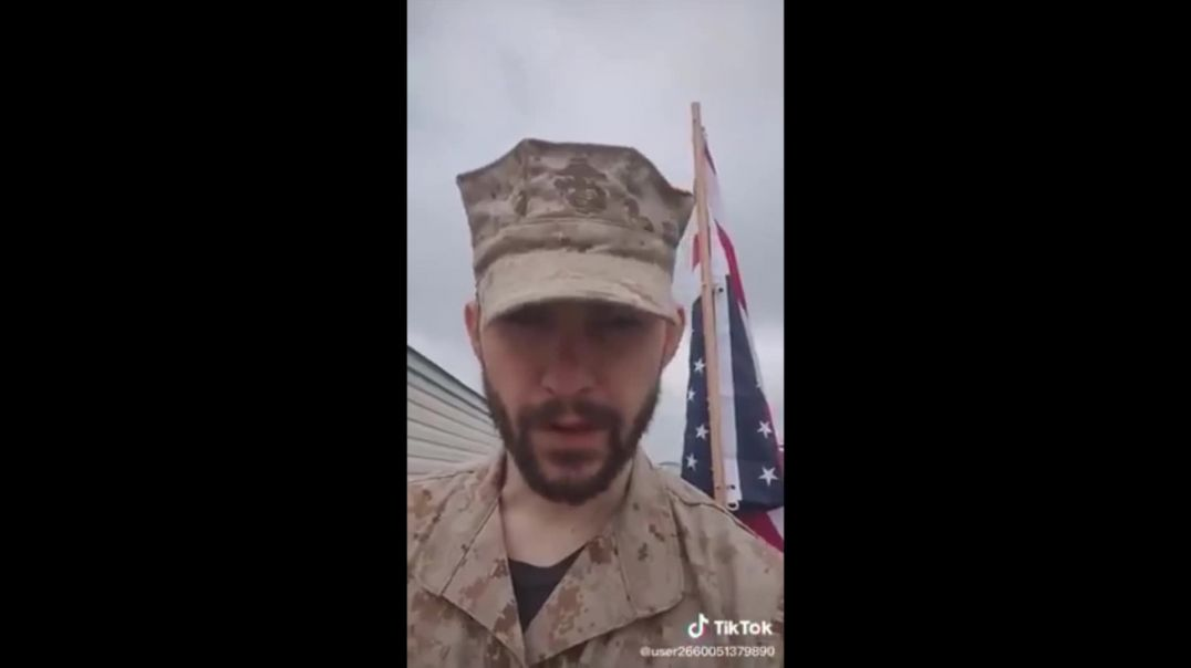 WATER GETTING REALLY HOT IN USA FEELS LIKE IT'S ABOUT TO POP EX MILITARY ARE READY