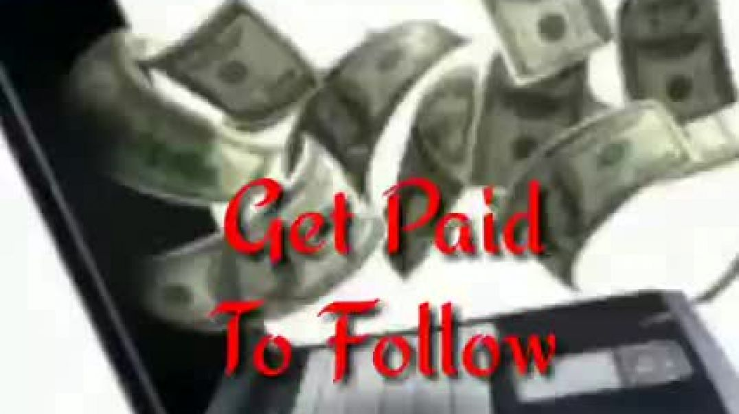 Get paid to follow true calling
