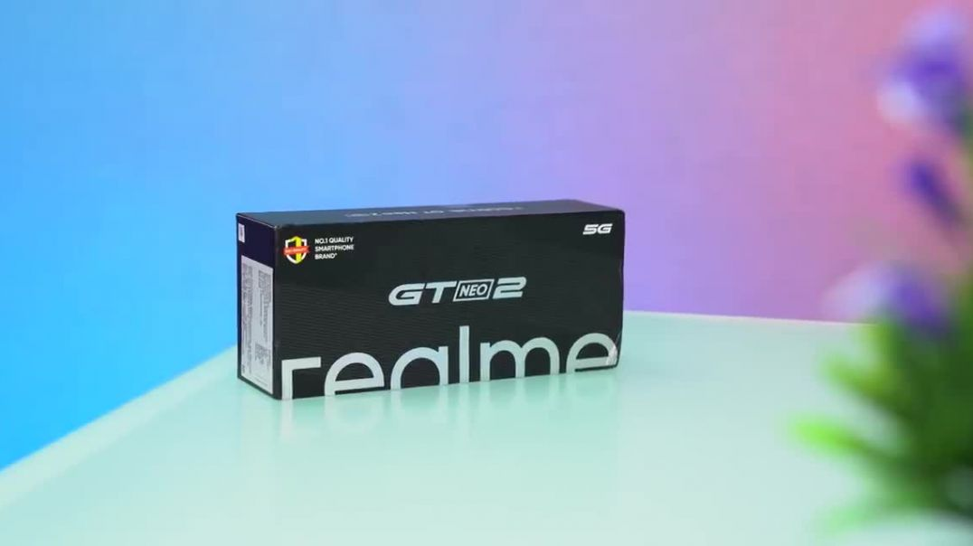 realme GT Neo 2 Unboxing & First Impressions ⚡ Mid-Range Performer!