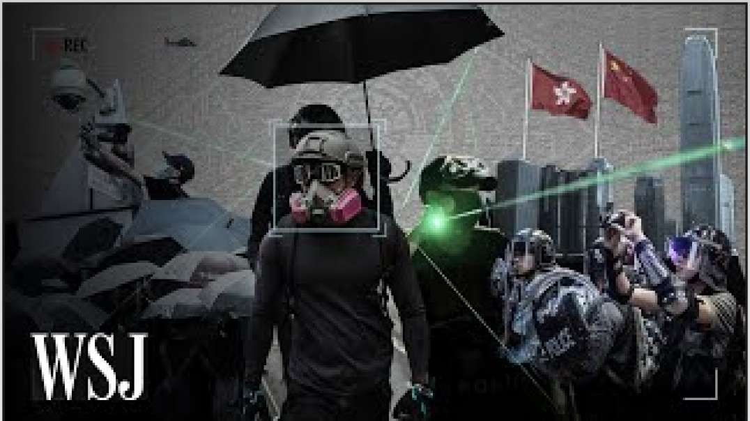 How Hong Kong Protesters Evade Surveillance With Tech