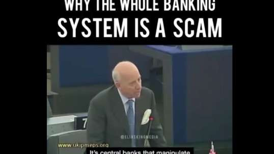 ALL BANKERS ARE CRIMINALS