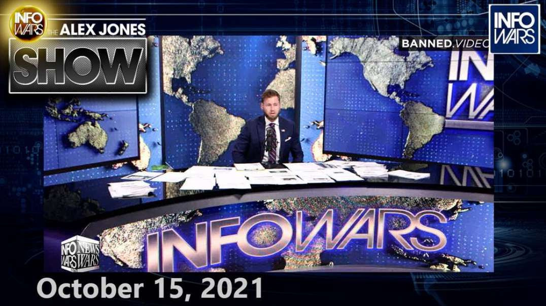 William Shatner Issues Dire Warning of 'Coming Catastrophic Event' – FULL SHOW 10/15/21