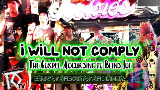 I WILL NOT COMPLY - OFFICIAL AUDIO