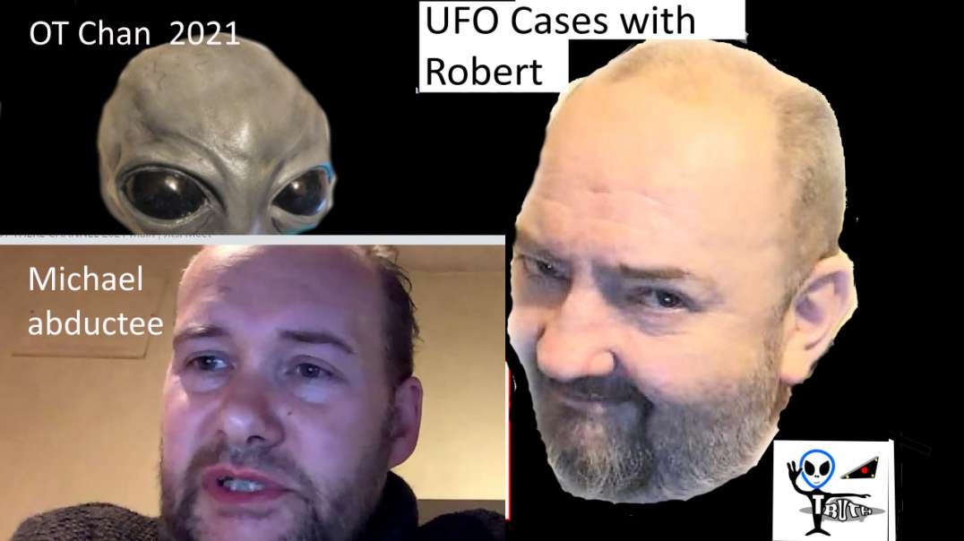 Robert Talks Out of this World encounter with Michael Kameron in UK - OT Chan Live-460
