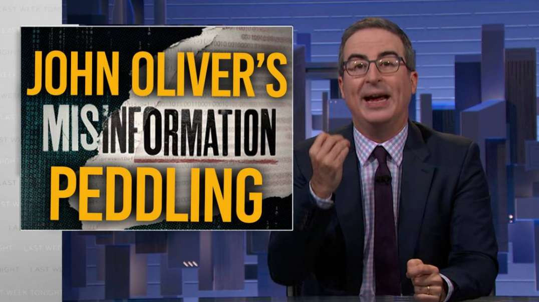 John Oliver Jumps The Shark, Claims Natural Immunity Doesn't Exist