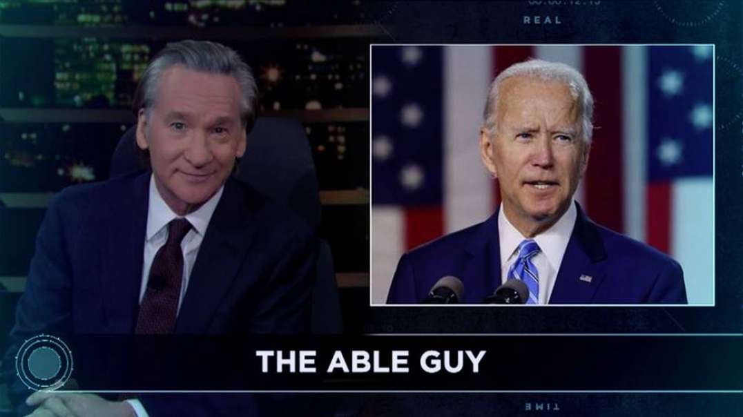 Bill Maher Realizes Biden Is Going To Destroy America