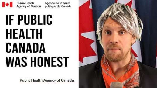 If Public Health Officials Were Honest (Comedy Gold)