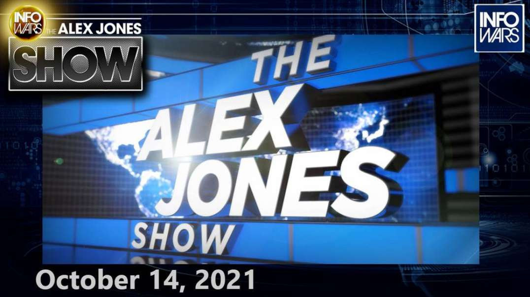 Vaccine-Induced ADE Strikes the UK, MSM Spins As 'Super Cold' – FULL SHOW 10/14/21