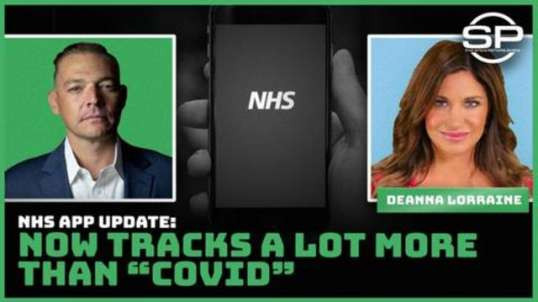 """NHS App Update Tracks A Lot More Than """"COVID"""" Status"""