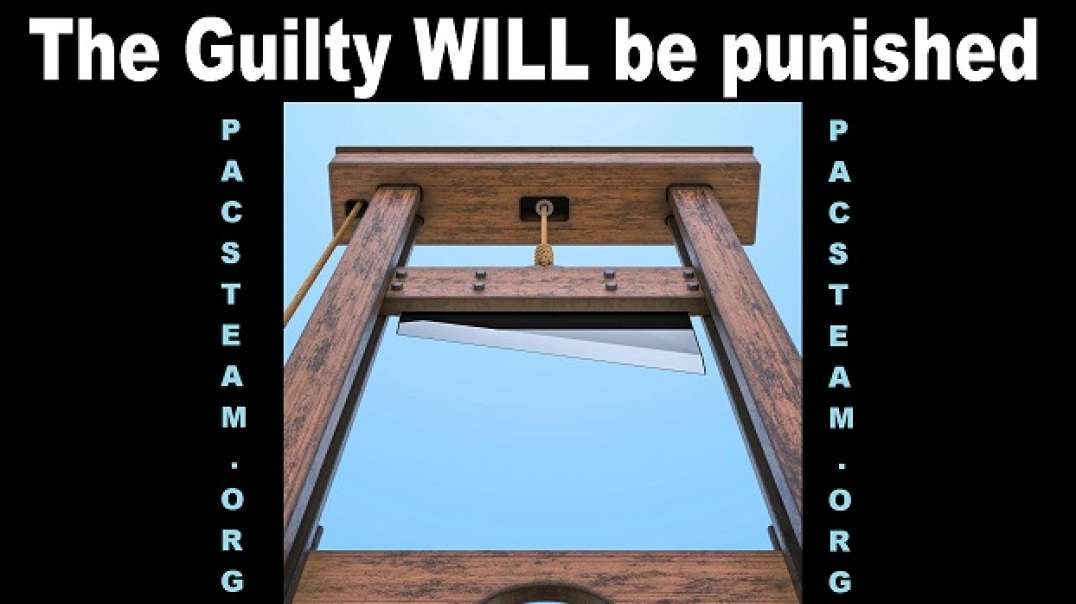 The Guilty WILL be punished