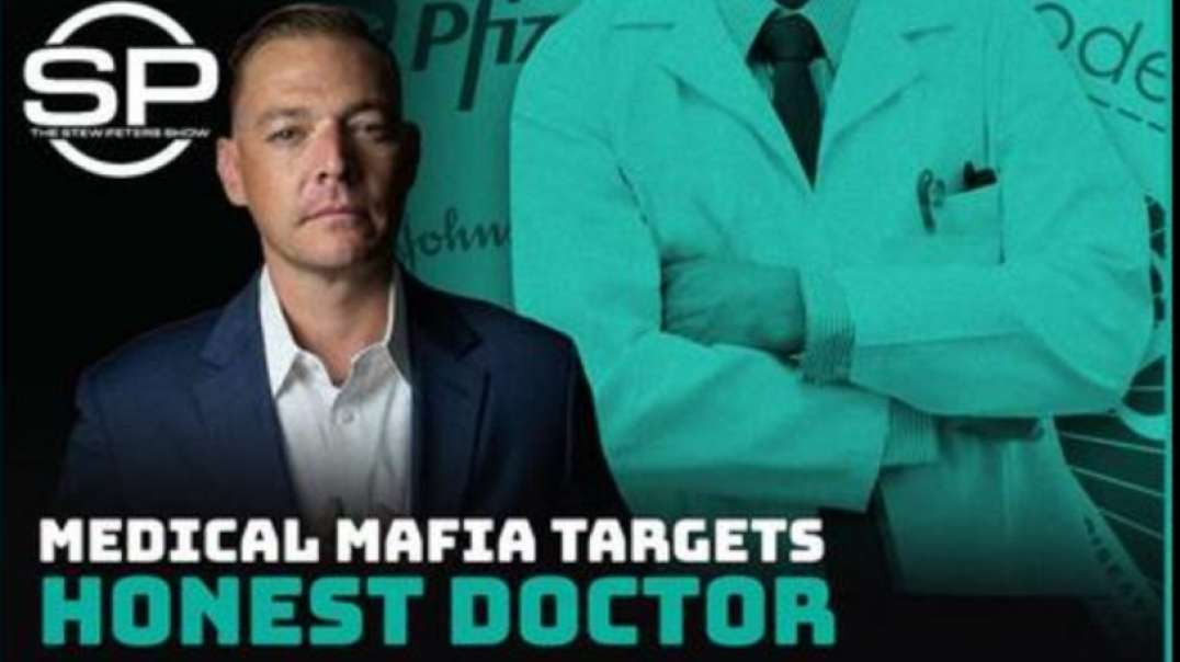 DR EXPOSES CONVID SHOTS, THREATENED BY COMMUNIST MEDICAL MAFIA
