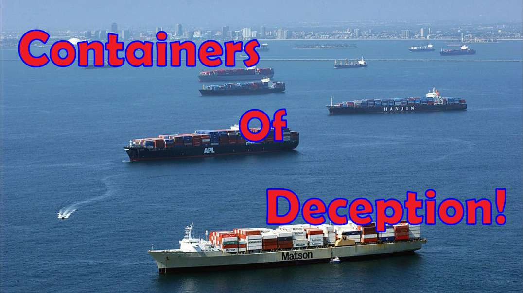Containers Of Deception!