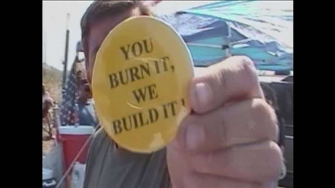 You Burn It, We Build It (The Phoenix Project) 1995 to Present Day Featuring Unseen Footage