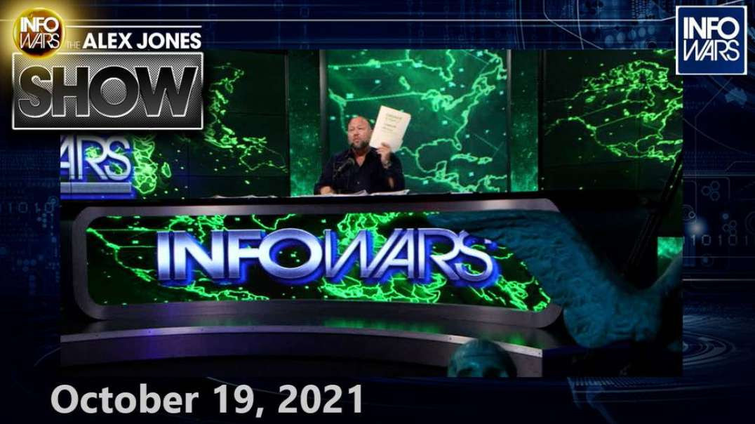 UN Hell on Earth Plans, Fauci Caught Developing Virus That Kills 80% of Humans - FULL SHOW 10/19/21