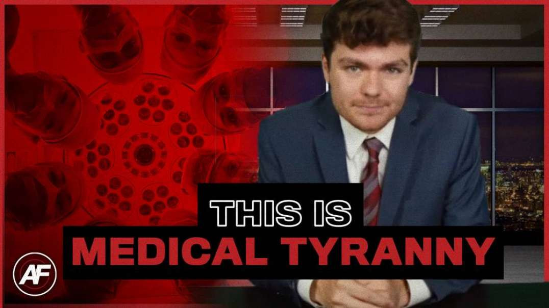 Medical TYRANTS Ration Care To Unvaccinated