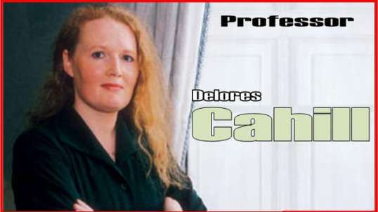 Prof. Delores Cahill: Next Plandemic On It's Way
