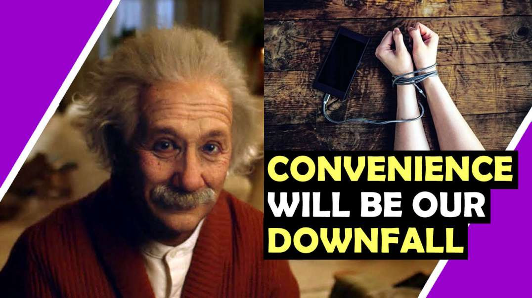 Convenience is Our DOWNFALL / Hugo Talks #lockdown